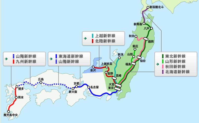えきねっと新幹線eチケットサービスエリア