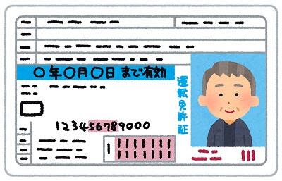 マイナンバーカードの運転免許証化【2024年度末~】
