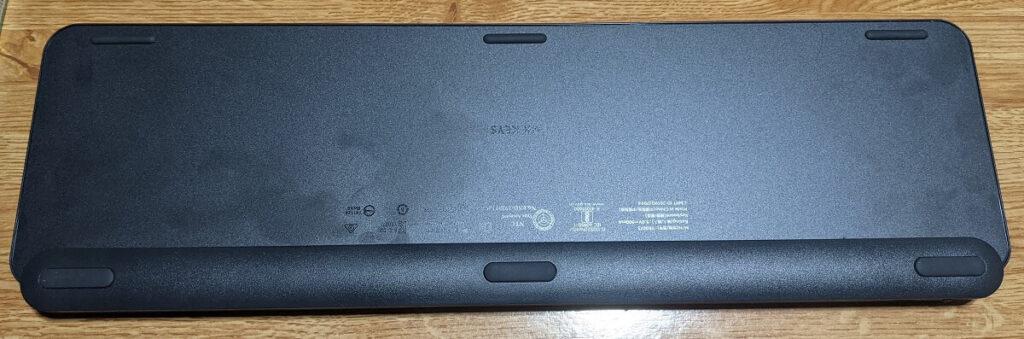 ロジクールのワイヤレスキーボード「MX KEYS(KX800)」のスペック