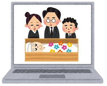 オンライン葬儀の流れ8ステップ