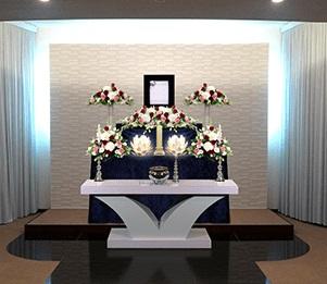 やさしい家族葬の特徴